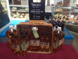 Tancred Rapeseed Oil