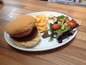 Tancred burger